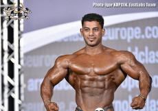 2016 Arnold Europe - Bodybuilding 80 a 85kg