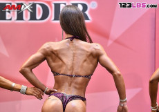 2018 Diamond Madrid, Day 2 - Bikini 158cm