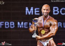 2017 World Mens Champ - BB 100kg