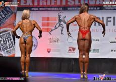Extrifitslovakia Cup 2018, Bodyfitness OVERALL