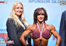 2018 World Fitness - Womens Physique OVERALL