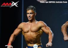 2016 Siberian Power - junior bodybuilding