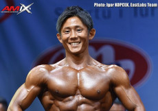 2016 World Fitness - Mens PH 174cm