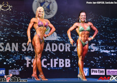 2015 World Salvador - Masters Bodyfitness OVERALL