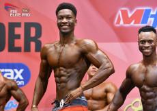 2019 Madrid PRO - Men's Physique