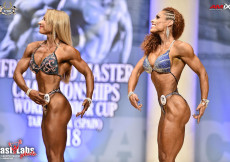 2018 World Master - Bodyfitness OVERALL