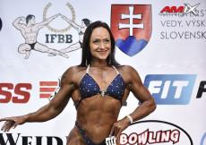 2018 Dubnica - bodyfitness masters