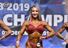 2019 WFC - Wellness Fitness 163cm