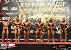 2018 Macedonia - Bodybuilding 75kg