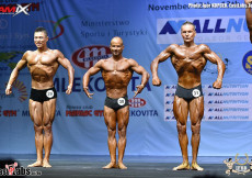 2016 World Fitness - Fitness M Final