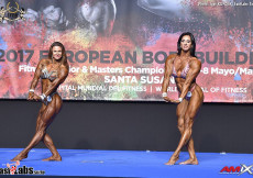 2017 European - OVERALL W Physique