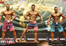 2018 Macedonia - Mens Physique OVERALL