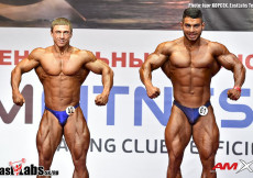 2015 Russia Champ - BB Juniors Overall