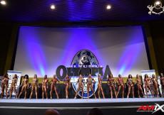 2015 Olympia Amat. Spain - Bikini 163cm