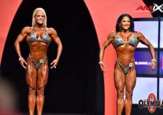2014 Las Vegas - Figure Olympia, semifinále