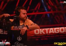 OKTAGON Prime 1 - Backstage
