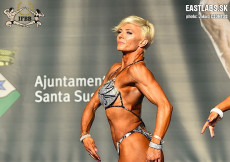 2018 European - Friday, Master Bodyfitness 40-44y
