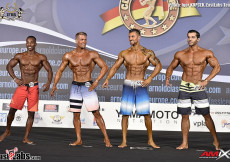 2016 Arnold Europe - Mens PH Overall