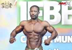 2020 World, Saturday - Bodybuilding 80kg