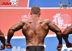2014 Nordic PRO - Bodybuilding, Prejudging and Final