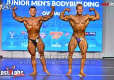 2019 WJC - Junior Bodybuilding 16-23y Overall