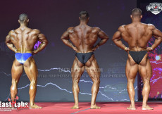 2021 Siberian Bodybuilding 90kg