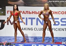 2015 Russia  - Bikini Juniors Overall