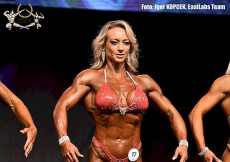 2015 Olympia Europe - Bodyfitness Prejudging