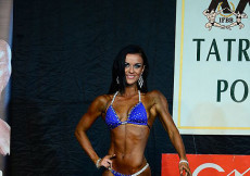 2014 Tatranský pohár, Bikini