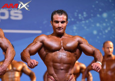 2014 World Championships - up to 85kg, semifinal