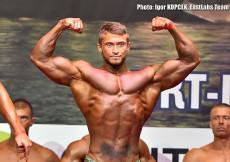 2015 Russia Champ - Bodybuilding Teens