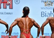 2018 World Fitness - Bodyfitness nad 168cm