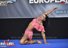 Junior Women's Fitness 16-20y 163cm - 2019 European Championships