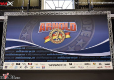 2016 Arnold Europe - Backstage Friday