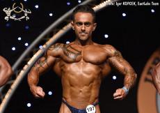 2017 Diamond Malta - Bodybuilding 75kg