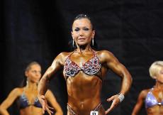 2014 Majstrovstvá Slovenska žien - bodyfitness 1