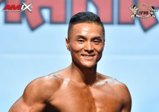 2018 World Fitness - Mens Physique 176cm