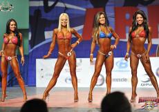 2014 AC USA Bikini fitness final