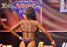 Bikini Fitness 166cm plus, Diamond Cup Kiev