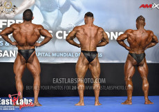 BB 90kg - 2019 European Championships