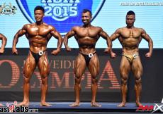 2015 Olympia Asia - Classic Bodybuilding