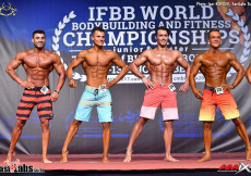 2017 Junior World Champ Mens Ph 174cm