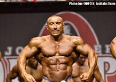 2016 OL Moscow - bodybuilding 85kg