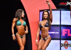 2014 Las Vegas - Bikini Olympia, semifinále