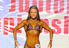Bodyfitness junorov MS2013