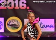 2016 IFBB World Children Champ - Girls 12-13y