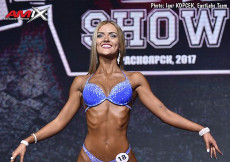 2017 Siberian - Bikinifitness 169cm plus