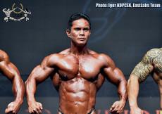 2015 Olympia Asia - Bodybuilding 75kg