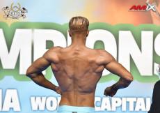 2020 World, Saturday - Men's Physique 182cm plus
