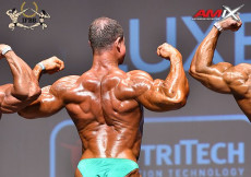 2018 Diamond Luxembourg, Master Bodybuilding
